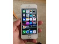 IPhone 5s, 16gb o2 (not sure if unlocked)