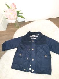 Next baby jacket 6-9 months