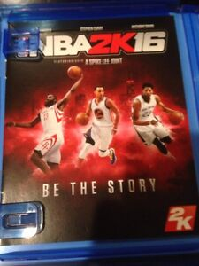 NBA2K16 for the Ps4 Cambridge Kitchener Area image 4