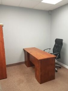 Furnished office in Paralegal office