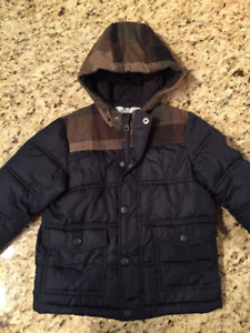 Excellent condition, warm, fall jacket for boy 2 years old