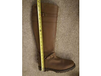 Women's Kinpurnie Yard Boots Size 7