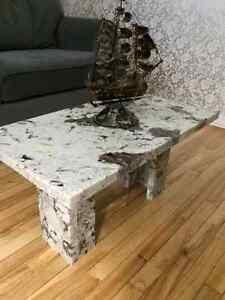 granit quartz table West Island Greater Montréal image 3
