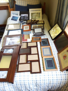 Loads of Picture Frames