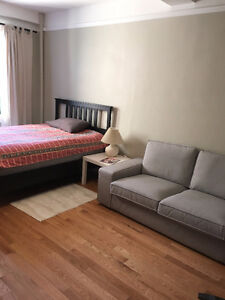 Fully Furnished Downtown Regina Bachelor Condo Available Now!