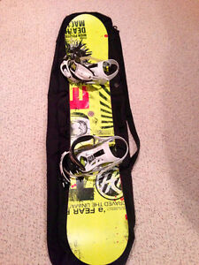 Ride DH 157 Snowboard (MINT!)