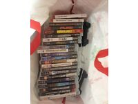 Playstation 3 with 22 games +2 controllers