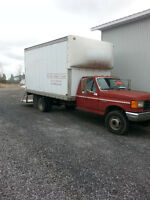 1988 Ford F-450 Fourgonnette, fourgon