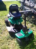 Small lawn tractor like new