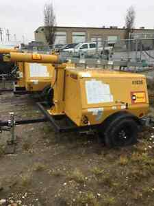 8KW Terex Light Towers For Sale