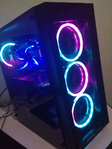 High End Gaming PC. (firm price)