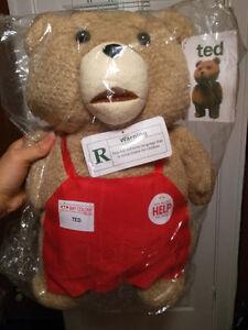 Ted teddy bear