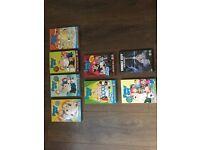 Family Guy Box Sets DVD Bundle
