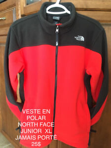 NORTH FACE - TOMMY HILFIGER