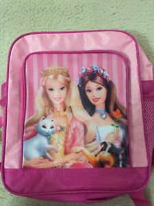 Barbie toddler/preschool backpack