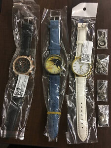 still sealed watches and earrings! London Ontario image 1