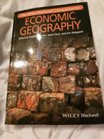 The Wiley Blackwell Companion to Economic Geography