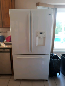 Ge profile fridge 2 years old