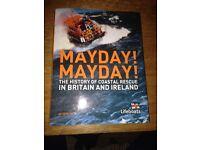 Mayday mayday RNLI lifeboat book