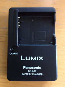 FS - Panasonic Lumix DE A81 Battery Charger