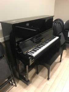 Used Yamaha Upright Piano Model U30B1