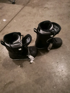 Orion Snowboard Boots