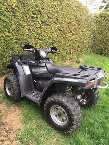 VTT (4 roues) très propre et peu utilisé!