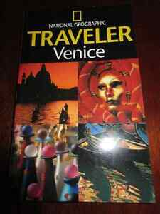 National Geographic Traveler  VENICE  A must for your trip.