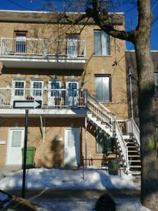 URGENT - Appartement 3-1/2 Villeray à sous-louer