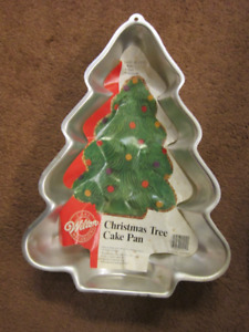 "WILTON""CHRISTMAS TREE"" Cake Pan"
