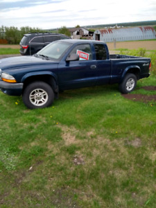 Dodge dakota 2004 4x4