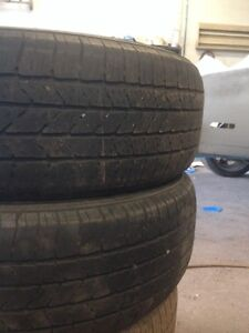 Used tires 235/65/18 Goodyear