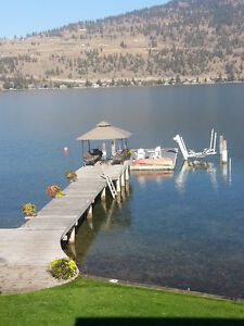 Furnished and Equipped lakefront home with dock