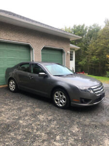 Ford Fusion SE 6 Speed Manual 2010. Trans. Excellent Condition