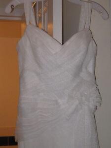 Vera Wang White collection Wedding Dress, Size 2 Regina Regina Area image 5