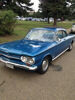 1963 Corvair Monza 900 Spider Turbocharged