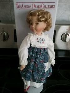 Goldilocks Doll By Ashton Drake