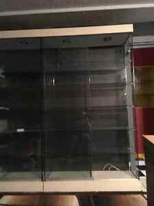 Glass Display Cabnets