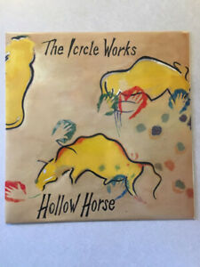 """THE ICICLE WORKS """"Hollow Horse"""" Vinyl 12"""" Single (1984)(45 RPM)"""