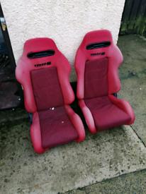 Rare Ek9 seats