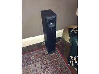 Mission 783 Floor Standing 3 way speakers.