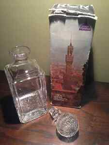Retro Royal Crystal Rock Decanter New with Box - 50 OBO Kitchener / Waterloo Kitchener Area image 4
