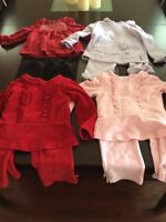 18-24 month girls winter outfits