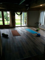 Design your Yoga Retreat in Canmore