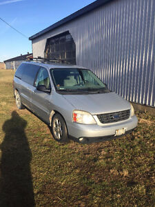 2007 Ford Freestar Minivan, Van