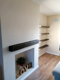 *CJ WOODWORK SERVICES*INTERIOR ADDITIONS..fireplace surronds/ shelving