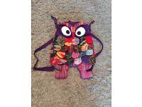 Owl Rucksack