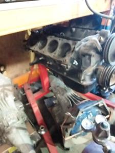 351 cleveland rods   Engine, Engine Parts & Transmission