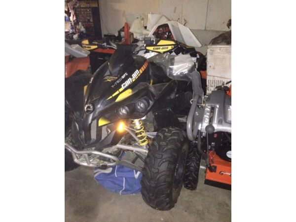 Used 2009 Can-Am Renegade 800R