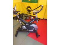 Studio spinning bike